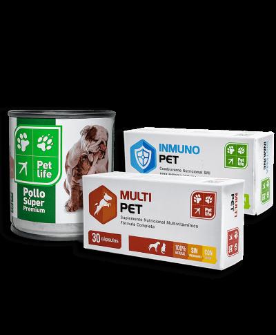 Kit Especial Para Músculos o Subir Peso Perro