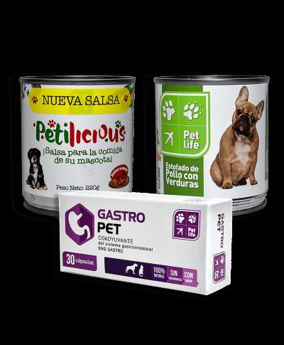 Kit Especial Para Dieta Blanca Perro