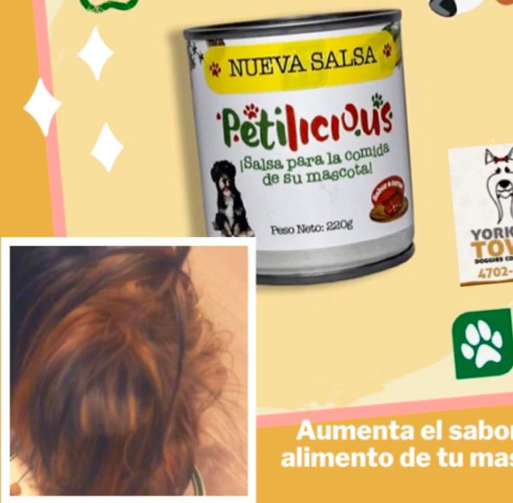 Aumenta el sabor del alimento de tu mascota