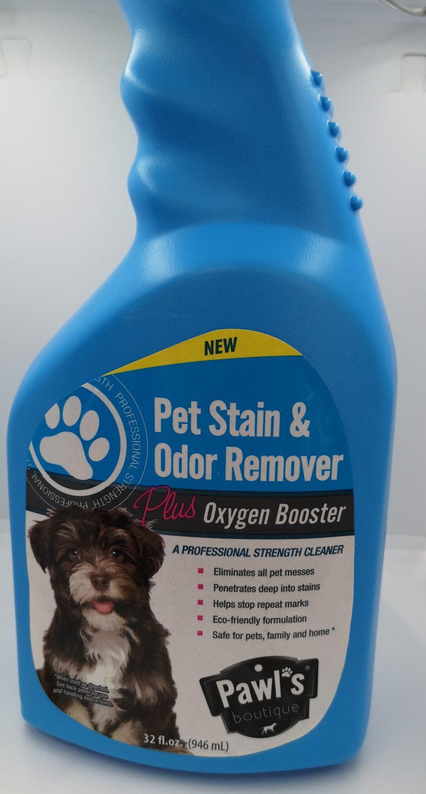 Removedor de manchas y olores de mascotas