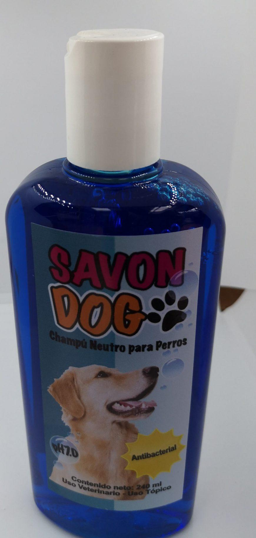 Shampoo Savon Dog para Perros