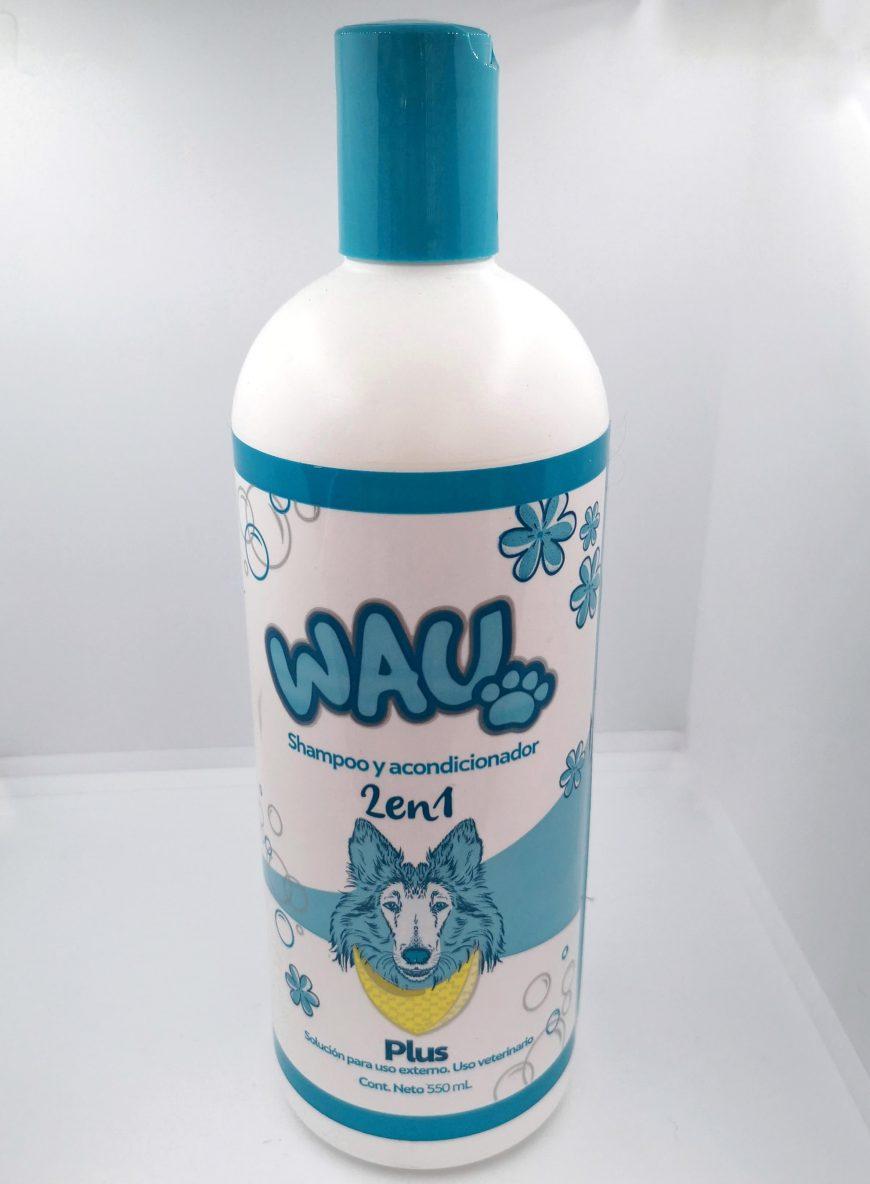 Shampoo Acondicionador para Perro -